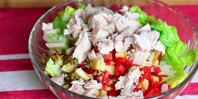 boiled-chicken