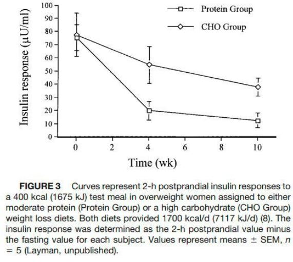 Whey and Insulin