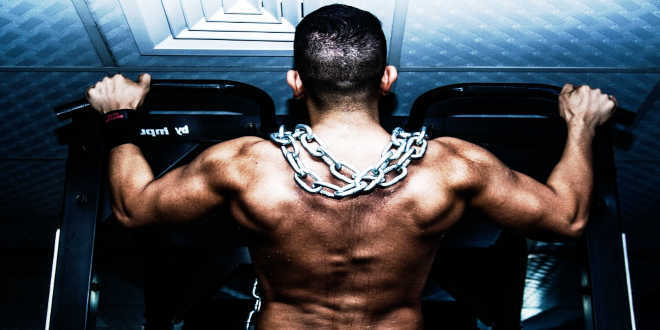 Ganar músculo anabolico natural