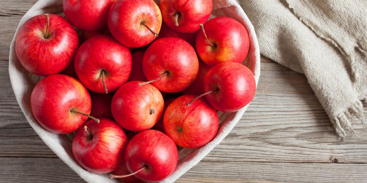 ¿Para qué es buena la manzana?