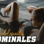 Abdominales para Adolescentes