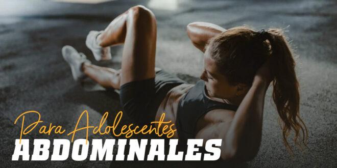 Ejercicios de Abdominales para Adolescentes