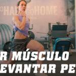 Ganar músculo sin hacer pesas