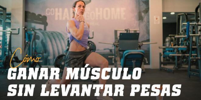 Ejercicios para Desarrollar Músculo Sin Pesas