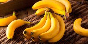 Plátano para los deportistas