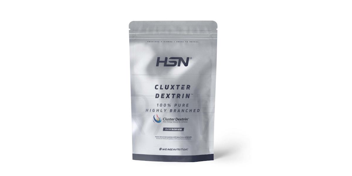 Cluster Dextrin para masa muscular HSN