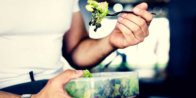 Come sano y gana músculo