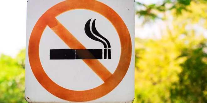 Evitar fumadores
