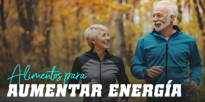 Alimentos Saludables para Aumentar tu Energía