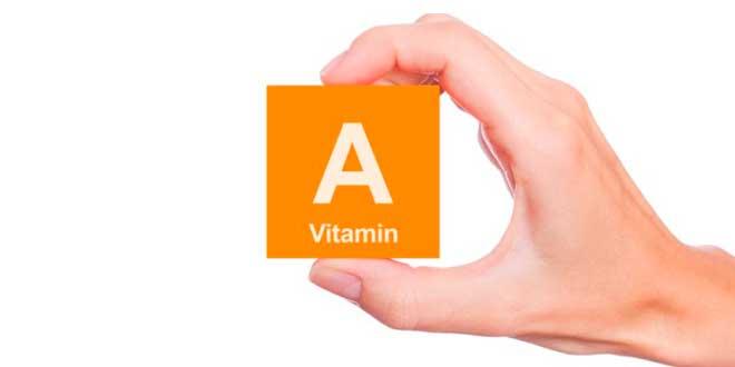 Vitamina A y su importancia para el organismo