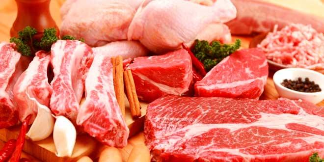 Carne roja contiene Creatina