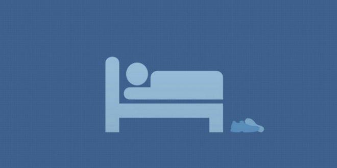 Dormir temprano para sacar abdominales