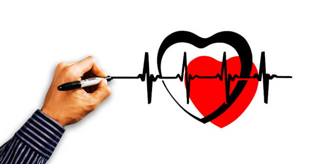 Frecuencia cardíaca entrenamiento no entrenamiento