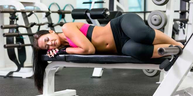 Sueño para Ganar Masa Muscular