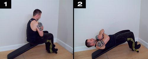 ejercicios para aumentar el volumen de los abdominales