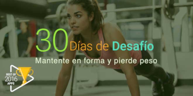 Hacer deporte en 30 días