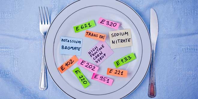Aditivos y Conservantes Alimentarios: Todo lo que debes Saber