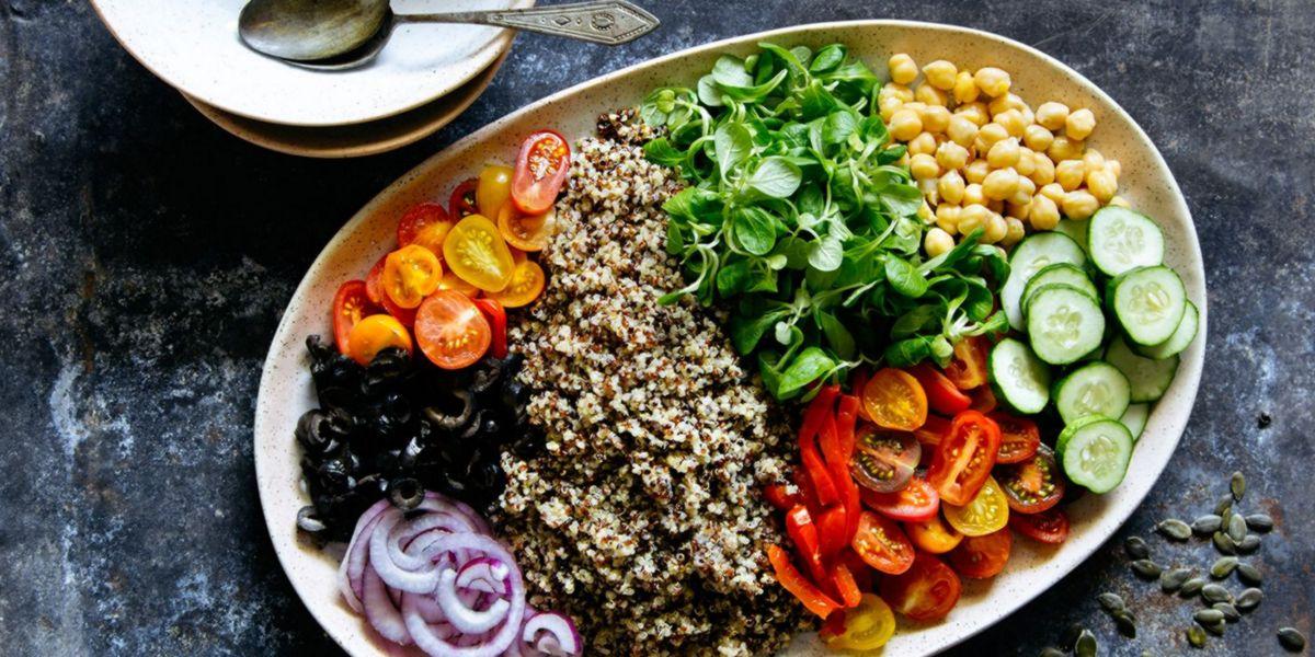 Dieta mediterránea es buena para los telómeros