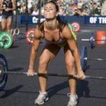 crossfit competición forma