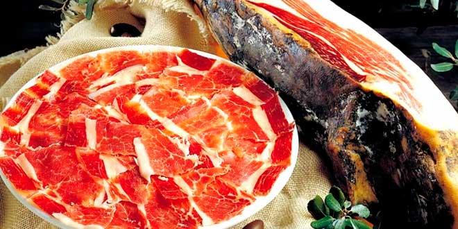 Los beneficios del jamón serrano para la salud