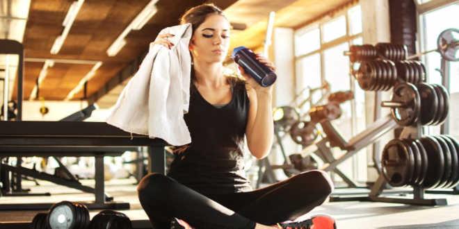 Nutrición post entrenamiento