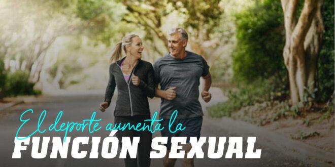El Deporte Aumenta la Función Sexual Femenina