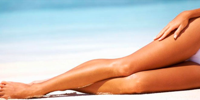 Preparar la piel antes de tomar el sol