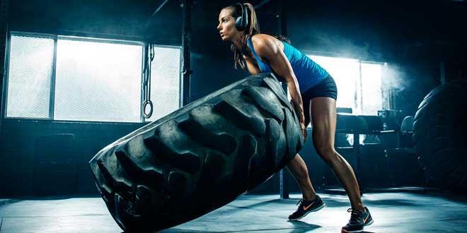 mejor recuperador muscular crossfit
