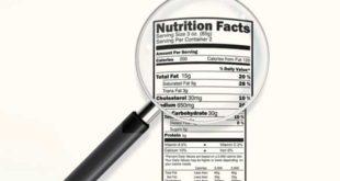 Etiquetas alimentos