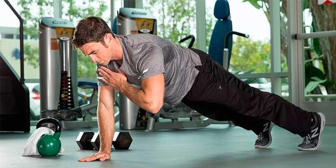 Entrenamiento y suplementos Fitness