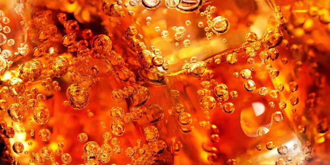 Bebidas con gas y osteoporosis