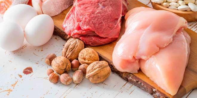 Dieta Alta en Proteínas no daña los riñones