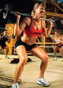 La belleza y el ejercicio extremo
