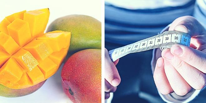 Mango africano para perder peso