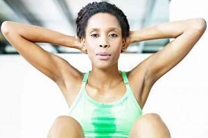 el deporte y la transpiracion de la piel