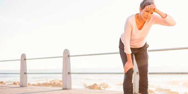reducir síntomas de la menopausia