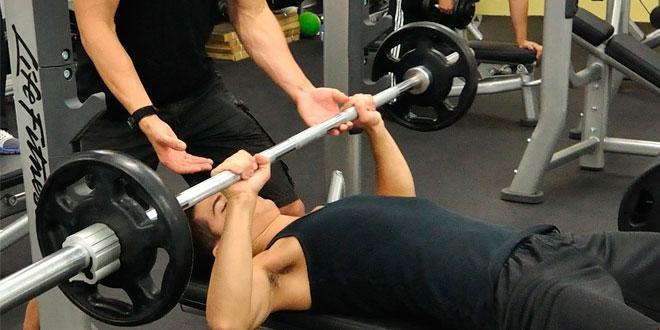 Musculación, una solución para salir del estancamiento