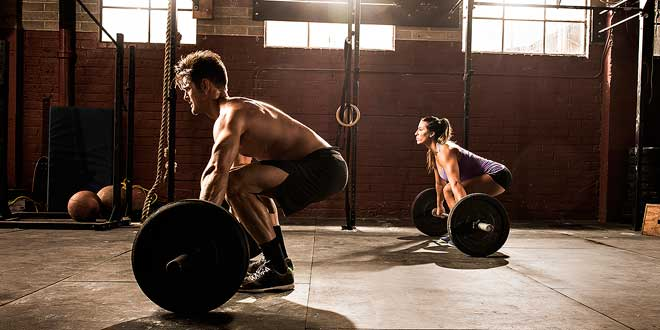 Barbell Complex