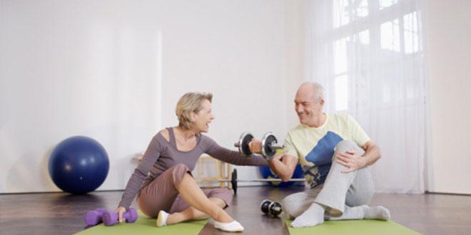 El ejercicio aumenta la esperanza de vida independientemente del peso corporal