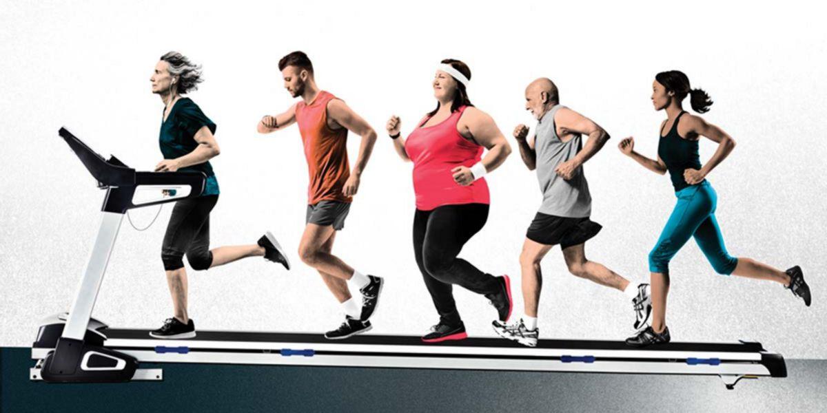 El ejercicio físico es salud para todos