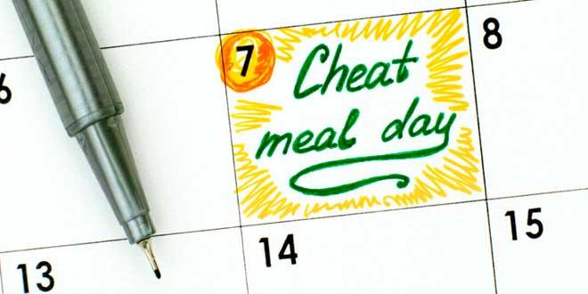 Día del Cheat Meal