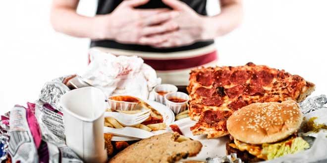 Malos habitos alimentarios