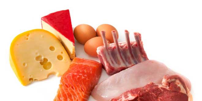 Digestión de las Proteínas
