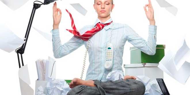 Estrés y Mantener la calma