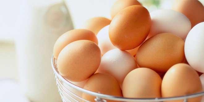 Cantidad de Huevos a la Semana
