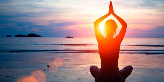 Estrés y Yoga