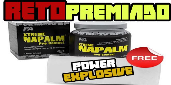 Reto en Powerexplosive -Tu canal de fitness en youtube