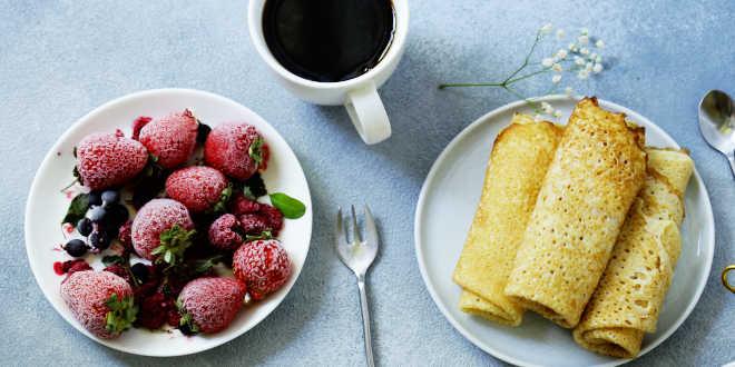 Propuestas Desayunos Saludables Tortitas