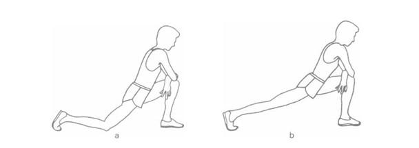 ejercicios de calentamiento con dibujos y explicacion