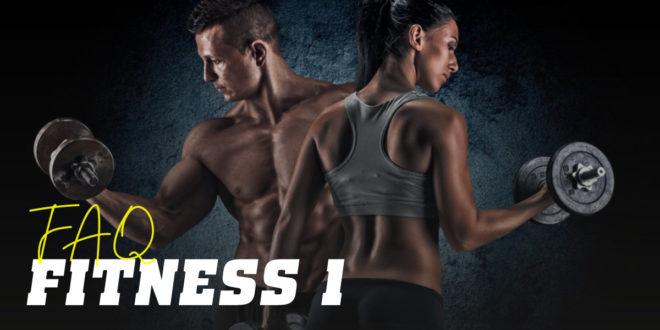 FAQ del Fitness. Parte 1